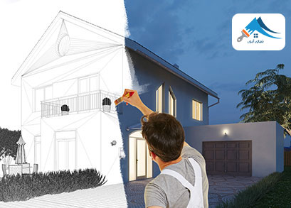 اهمیت نقاشی ساختمان