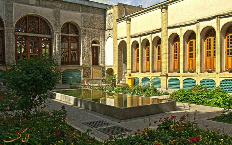 تاریخچه نقاشی ساختمان در ایران