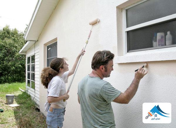 نقاشی منزل